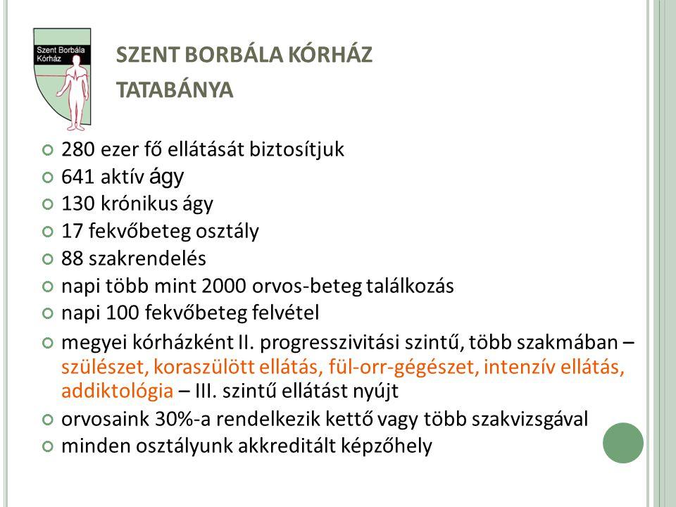 TÜDŐGYÓGYÁSZATI OSZTÁLY III.
