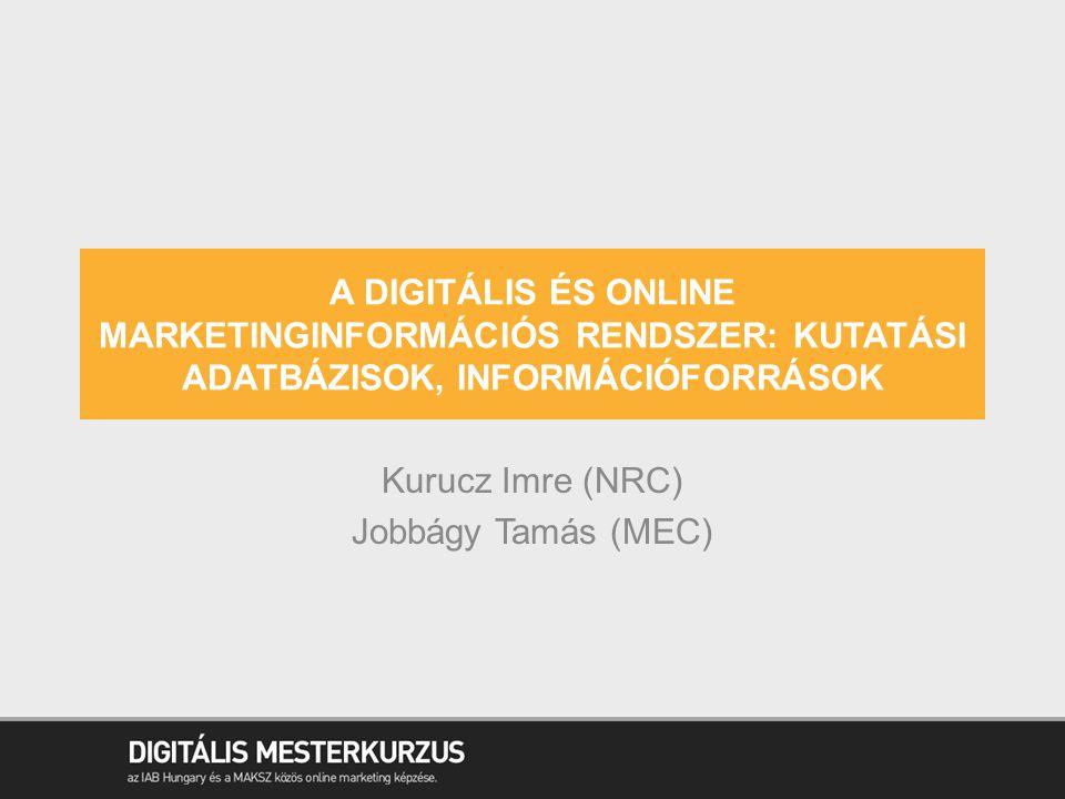 Online mélyinterjú Online fókuszcsoport Online fórum, online bulletin board Netnográfia (blogolás) Közösségi média figyelés Szövegelemzés ONLINE KVALITATÍV