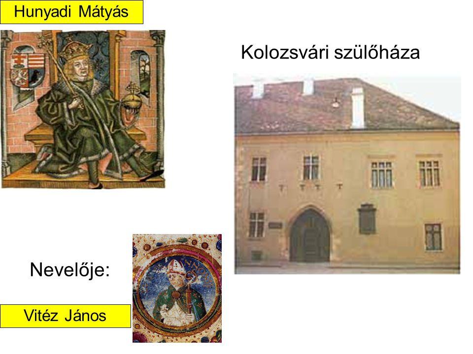 A rendi ellenállás letörése 14711471-ben a főurak összeesküvést szőttek ellene, ezt gyorsan leveri Vitéz János - Vitéz János esztergomi érseket elfogatja, Janus Pannonius - Janus Pannonius (Csezmicei János) menekülés közben meghal