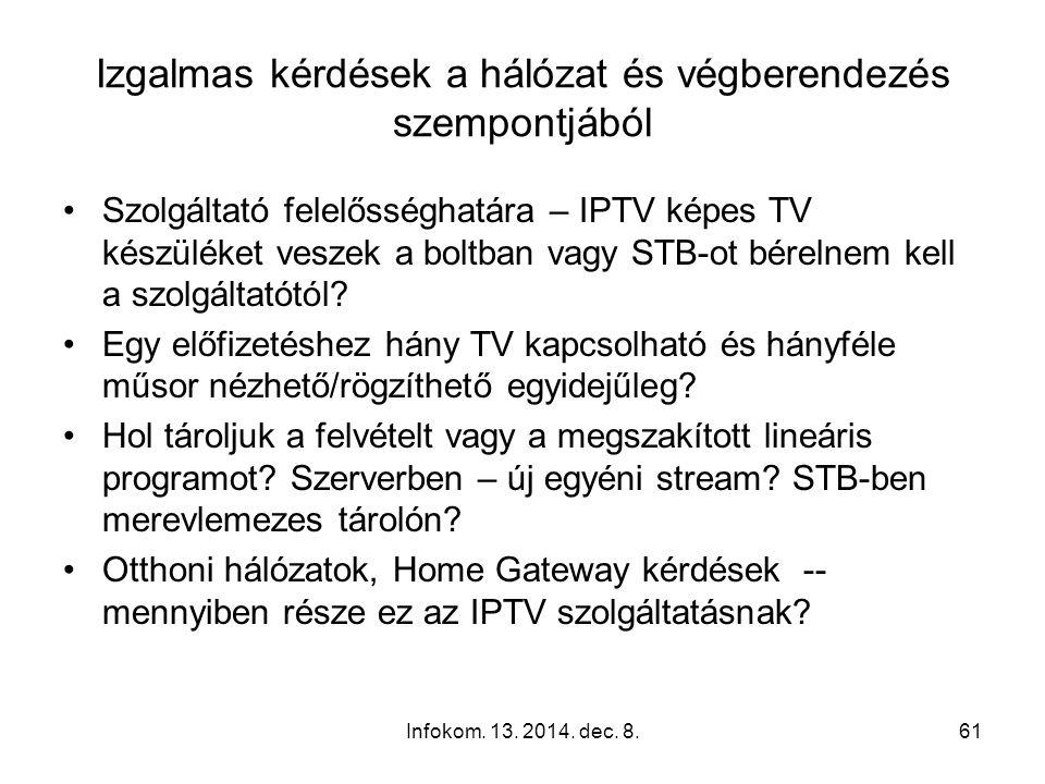 Infokom. 13. 2014. dec. 8.60 WebRádió