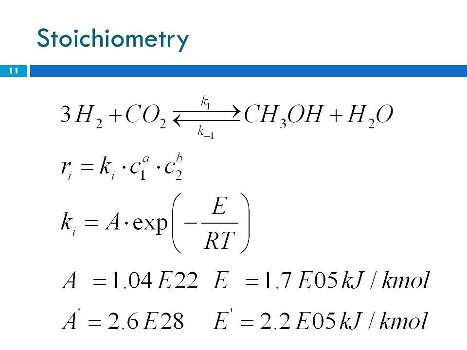 Stoichiometry 11