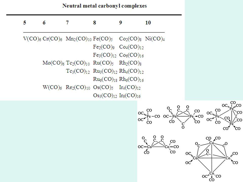 Komplexek térbeli formája A komplexek térbeli szerkezete azért fontos, mert ez szorosan összefügg katalitikus aktívitásukkal, az ugyanis, hogy a ligandumként a komplexekben lévő reaktánsok mely koordinációs helyeket foglalják el, továbbá, hogy egymáshoz képest milyen távolságban illetve helyzetben vannak, alapvetően meghatározzák a reakcióképességüket.