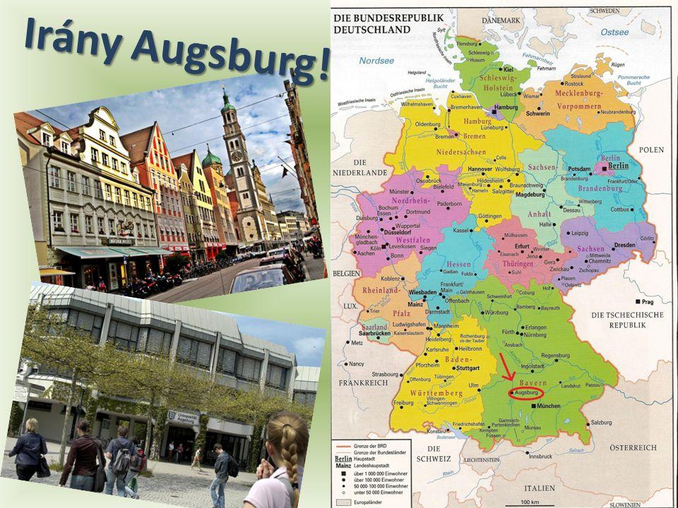 ! Irány Augsburg!