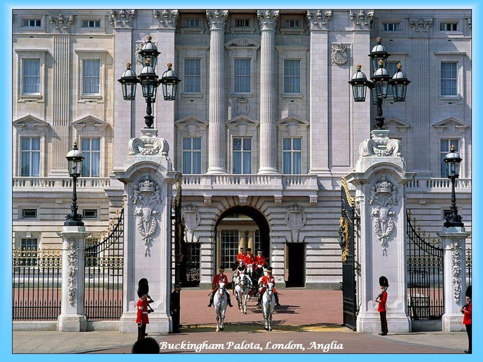 2 Buckingham Palota, London, Anglia