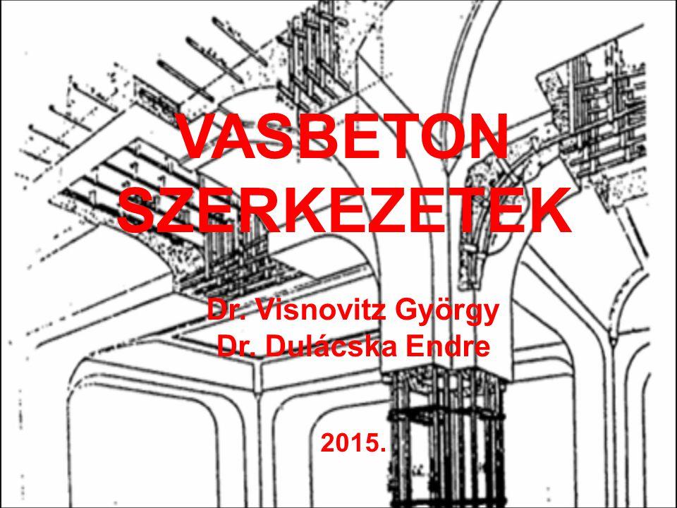 Kezdetek: Ötletszerű megfontolások, tapasztalat 1887 Koenen Beton húzószilárdság elhanyagolása 1894 Tedesco Első helyes levezetés (II.