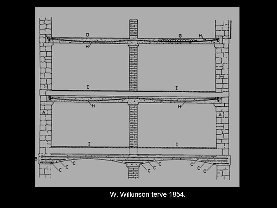 W. Wilkinson terve 1854.
