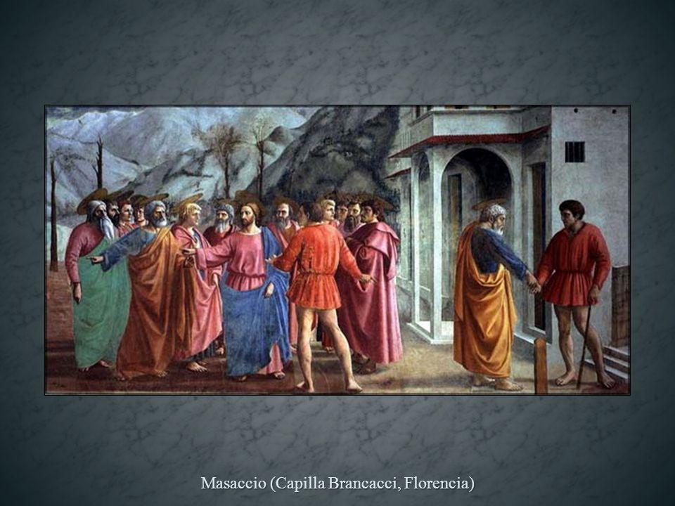 Giotto (Capilla Degli Scrovegni, Pádua)