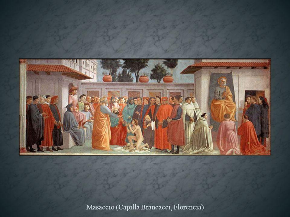 Masaccio (Capilla Brancacci, Florencia)