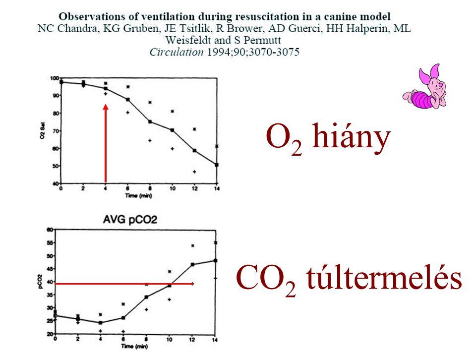 CO 2 túltermelés