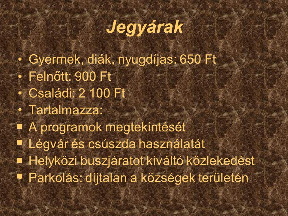 Szálláslehetőségek Hesz Antal Panzió (10 fő), Honvéd u.