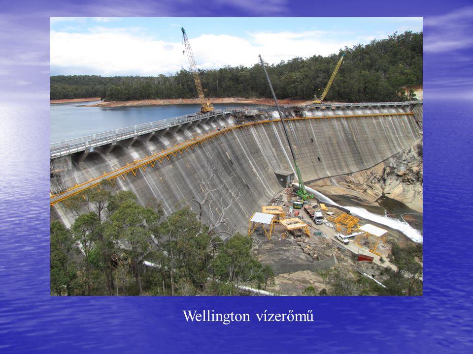 Wellington vízerőmű