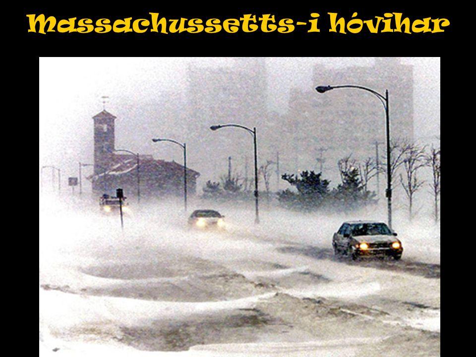 Massachussetts-i hóvihar