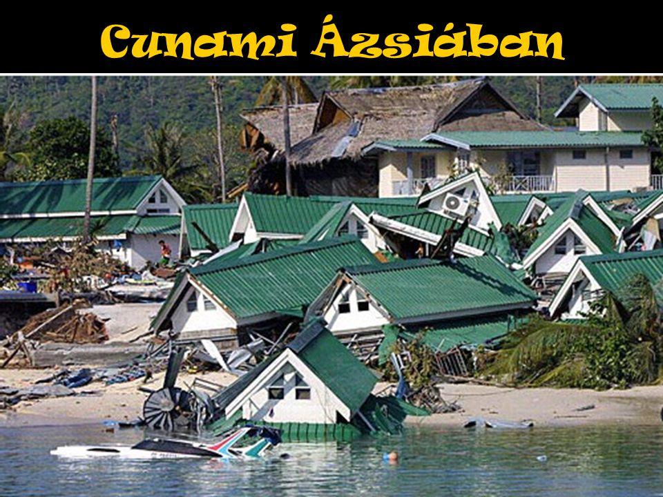 Cunami Ázsiában