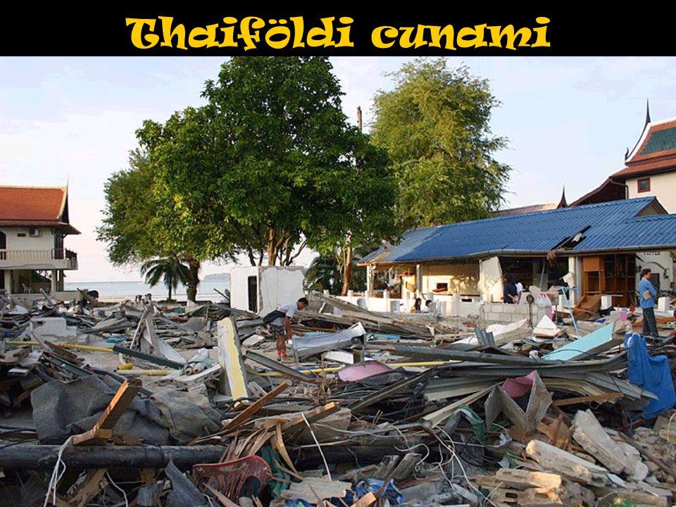Thaiföldi cunami