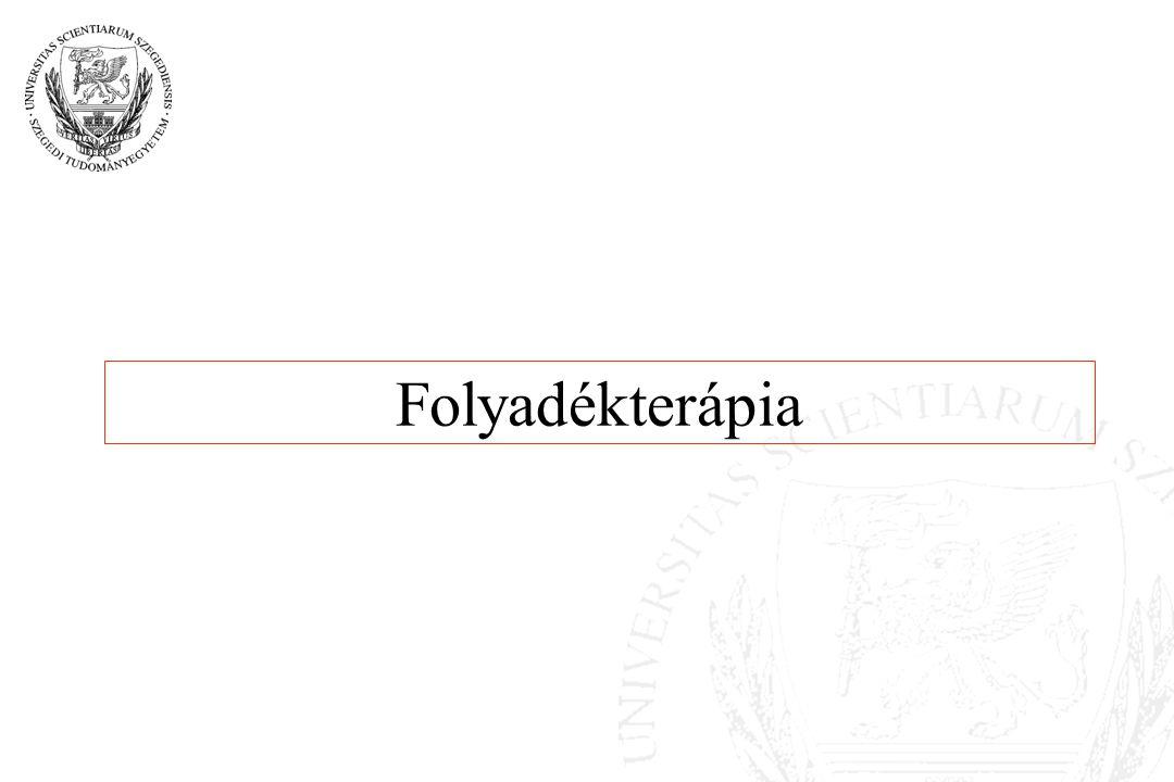 Perifériás vénák Molnár '99