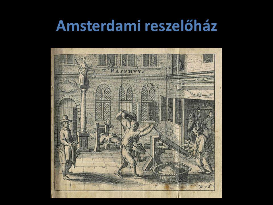 Amsterdami reszelőház