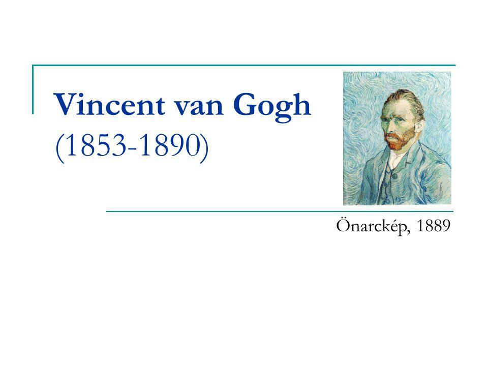 Vincent van Gogh (1853-1890) Önarckép, 1889