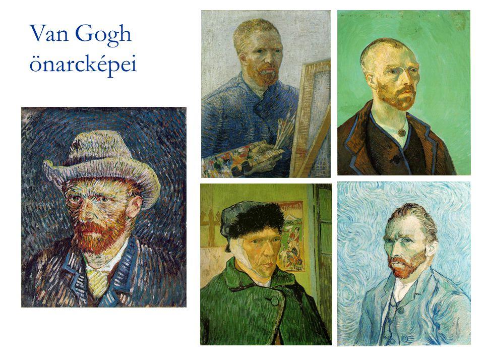 Van Gogh önarcképei