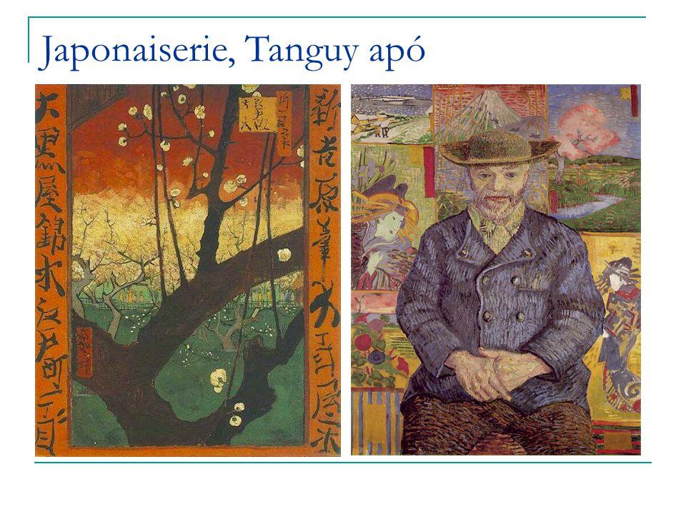Japonaiserie, Tanguy apó