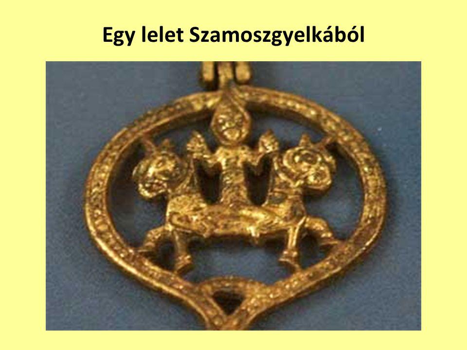 Egy lelet Szamoszgyelkából