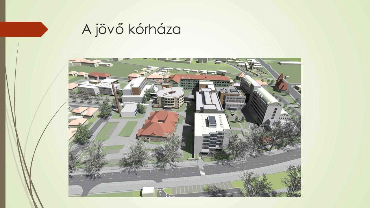 A jövő kórháza