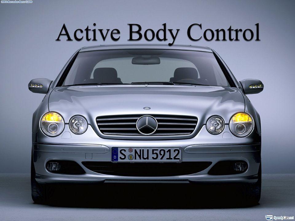  Az Active Body Control (ABC) egy intelligens felfüggesztés, melyet a Mercedes-benz fejlesztett ki, és már 1999-ben alkalmazták bizonyos típusokban.
