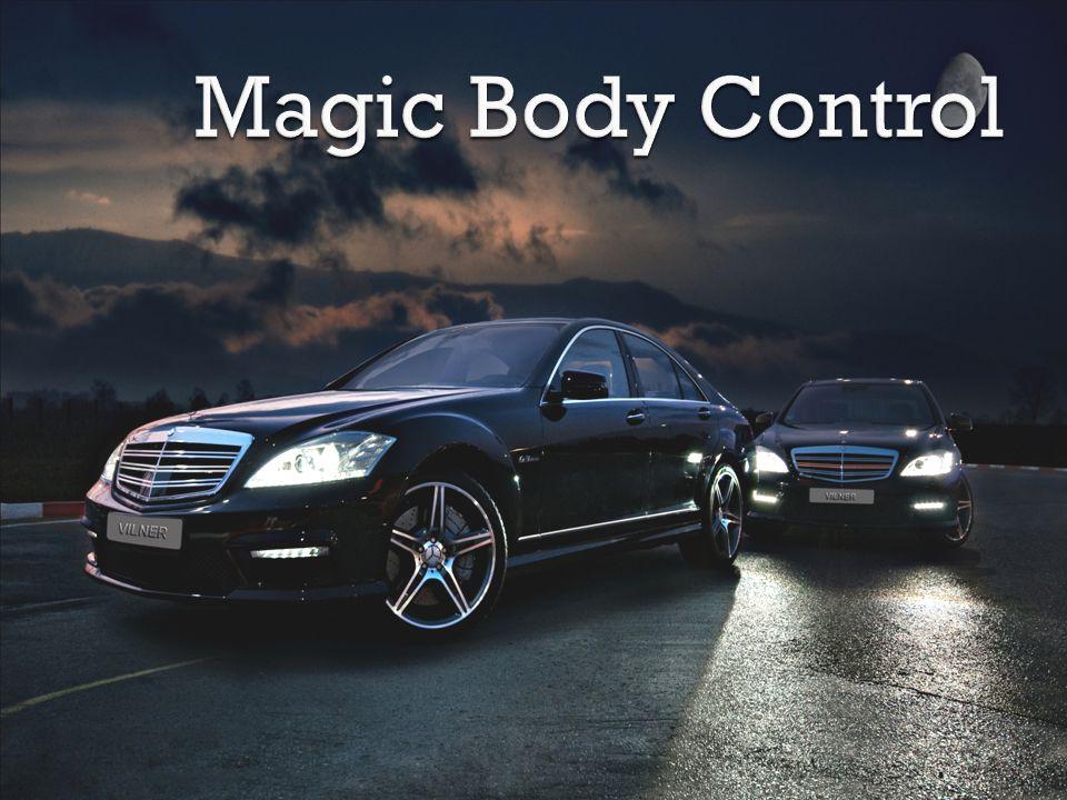  Az Active Body Control-ra épül ő rendszer.