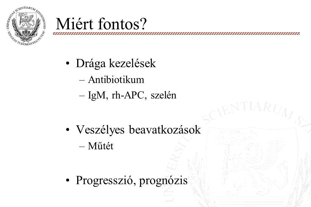 Staisztika Kórkép PozitívNegatív Teszt PozitívValós pozitív (TP) Fals pozitív (FP) TP/(TP+FP) = Poz.