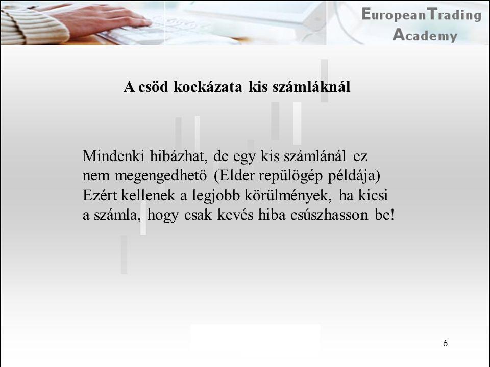 Kis számla és tranzakció költségek Induljunk ki 20 euros tranzakciós költségböl.