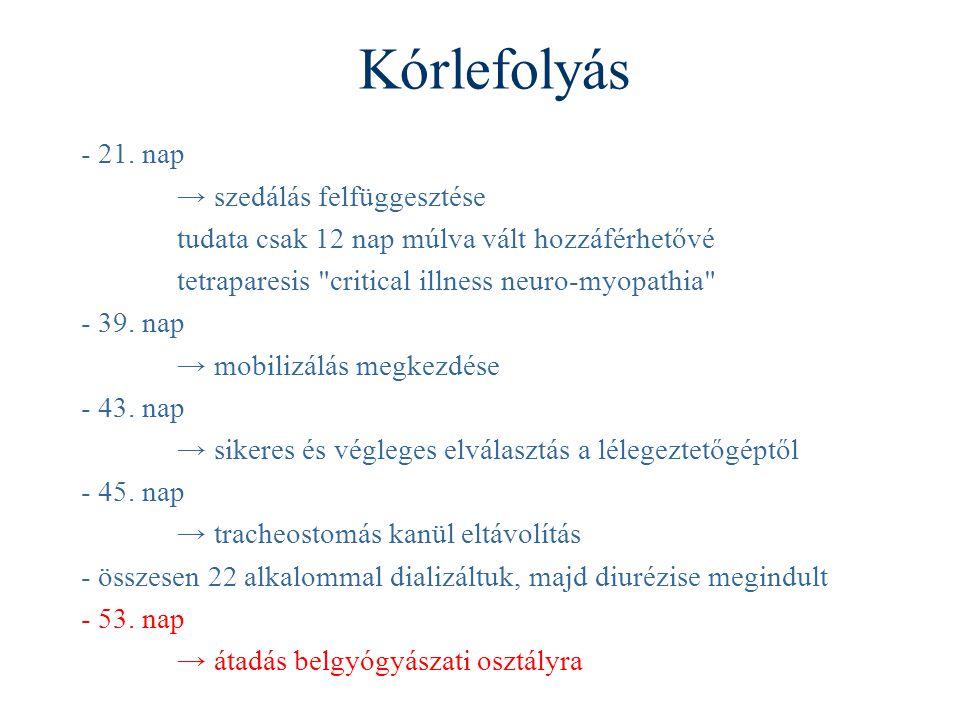 Kórlefolyás - 21.