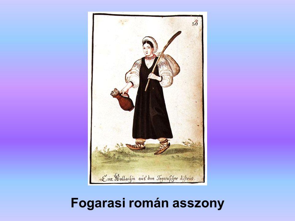 Fogarasi román asszony