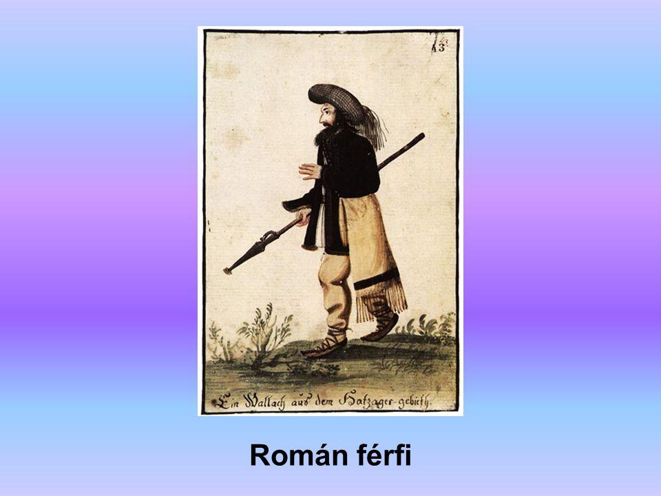 Román férfi
