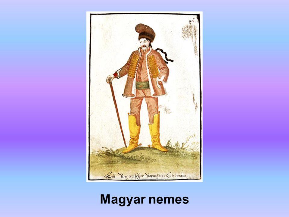 Magyar nemes
