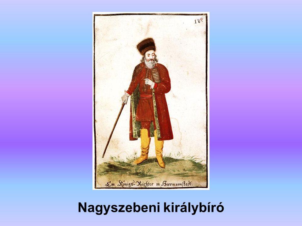 Nagyszebeni királybíró