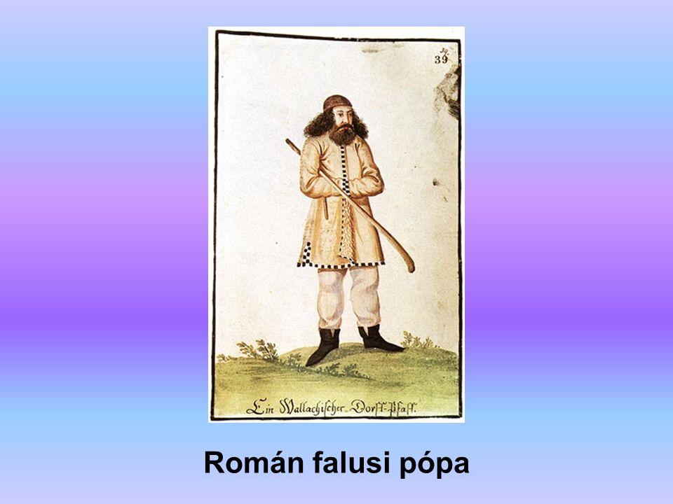 Román falusi pópa