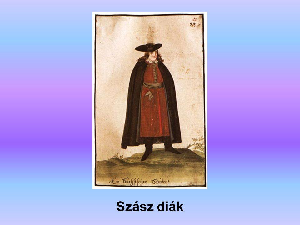 Szász falusi pap