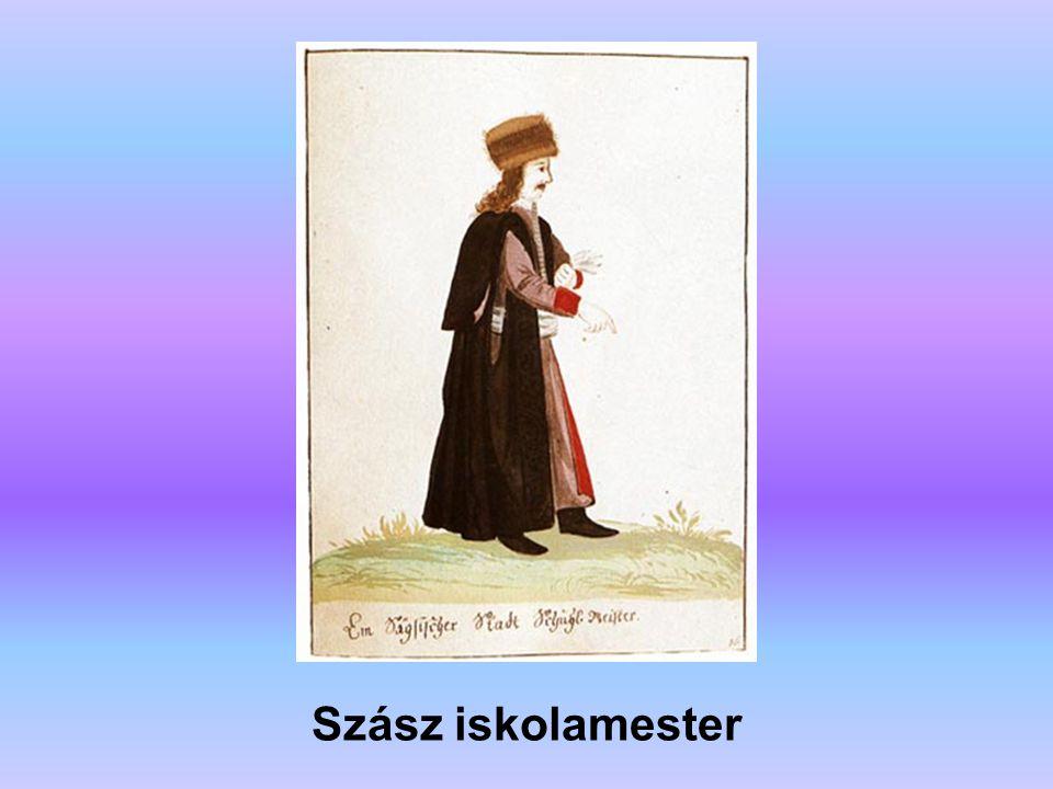 Szász iskolamester