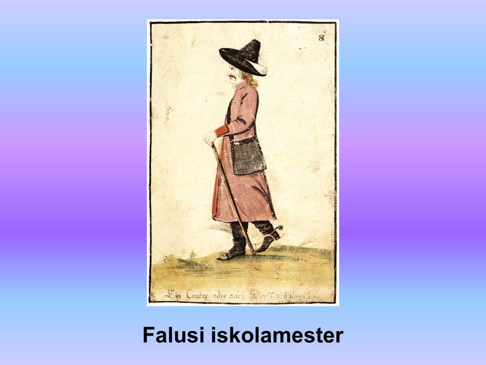 Falusi iskolamester