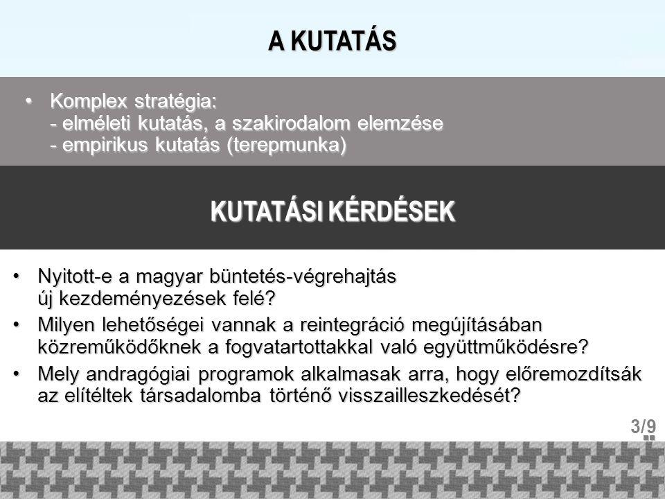 Nyitott-e a magyar büntetés-végrehajtás új kezdeményezések felé?Nyitott-e a magyar büntetés-végrehajtás új kezdeményezések felé? Milyen lehetőségei va
