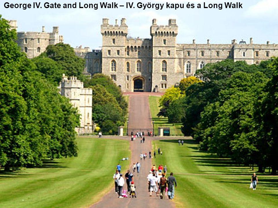 George IV. Gate - IV. György kapu