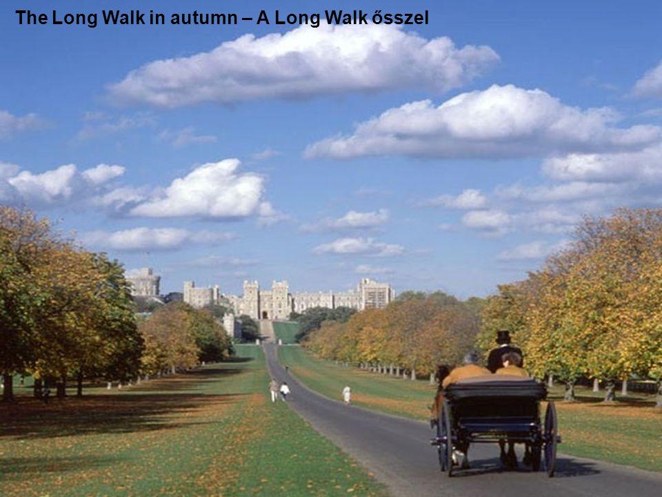 George IV. Gate and Long Walk – IV. György kapu és a Long Walk