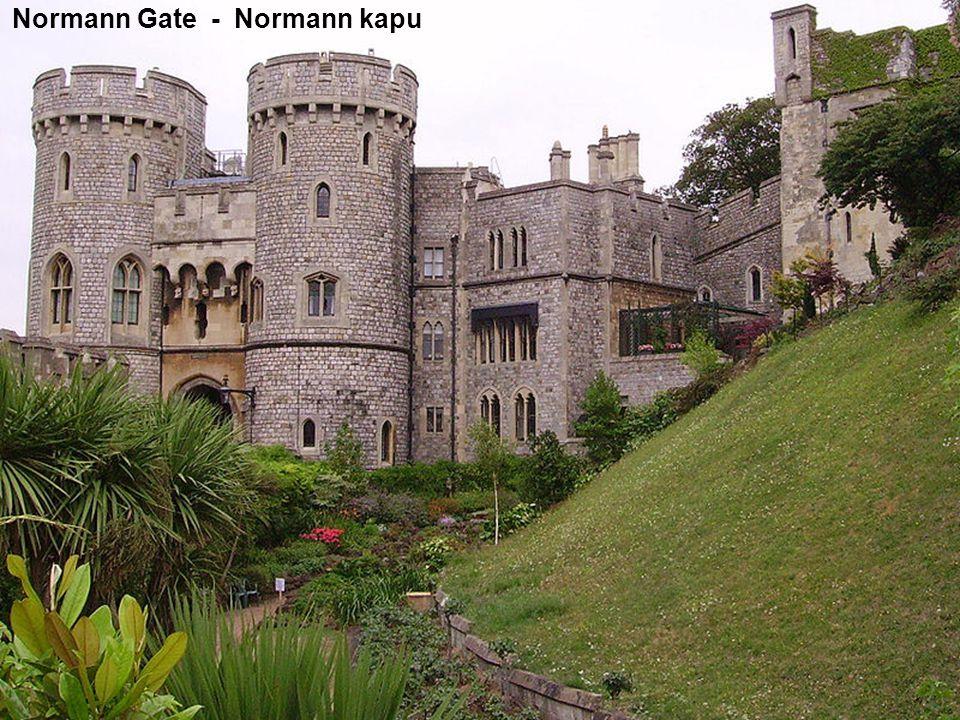 Normann Gate - Normann kapu