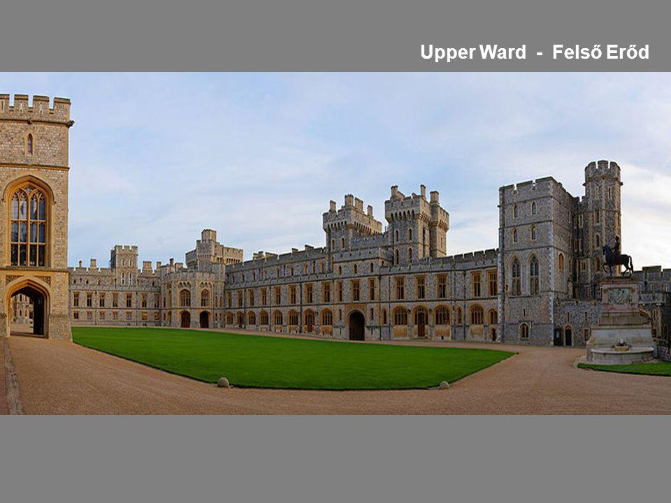 Upper Ward – Official Entranc – Felső erőd – A hivatalos bejárat