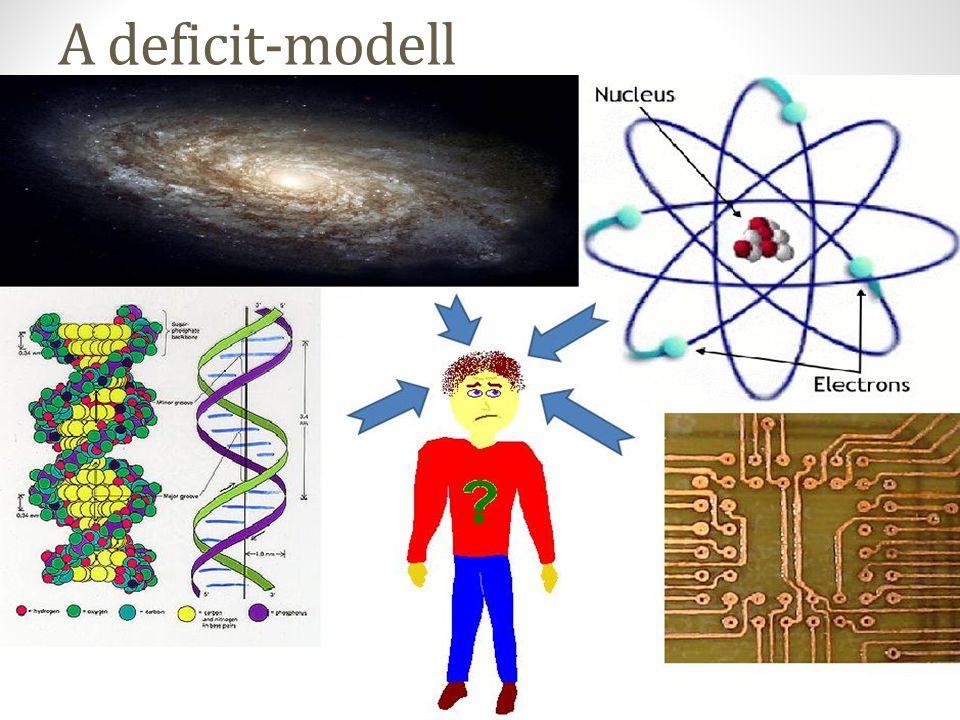 A deficit-modell