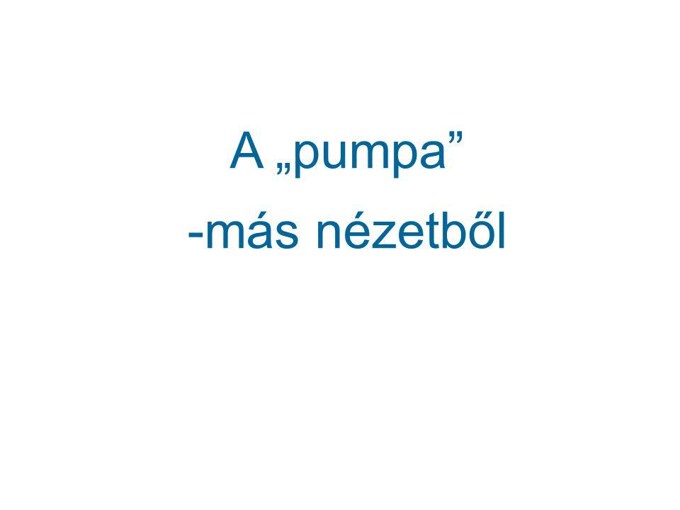 """A """"pumpa"""" -más nézetből"""