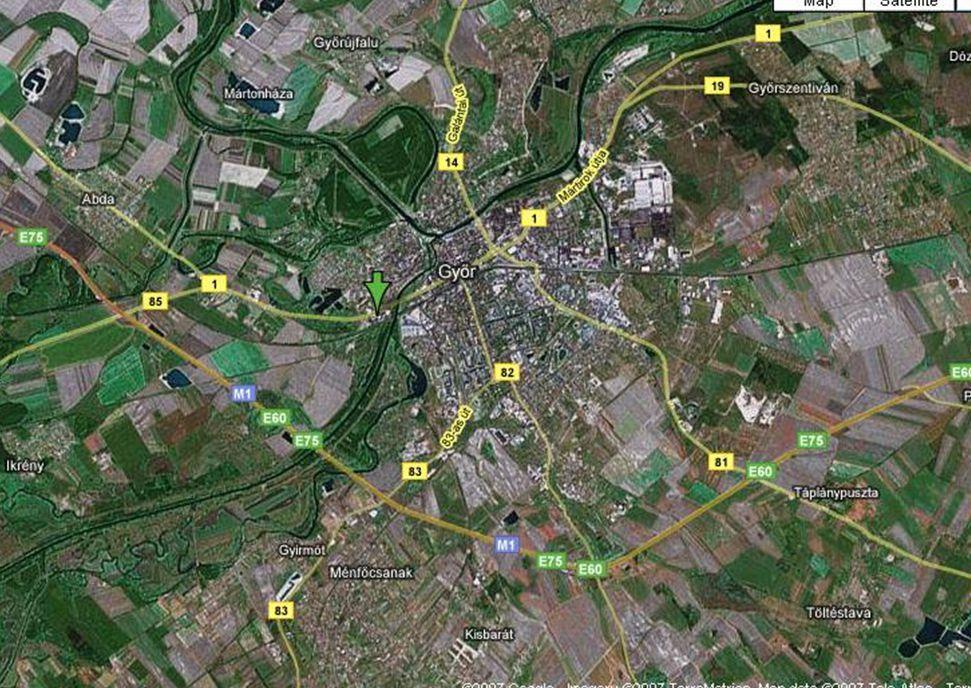 TIN week – Budapest, October/2006 13 1.verzió: Jelzőlámpás irányítás Version 1: Traffic lights