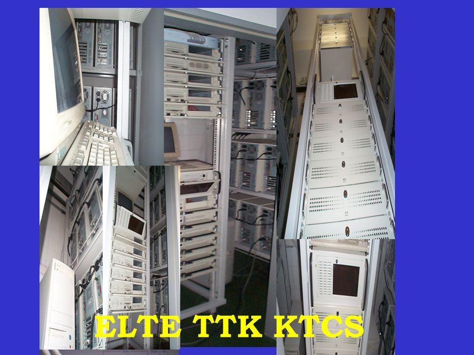 ELTE TTK KTCS