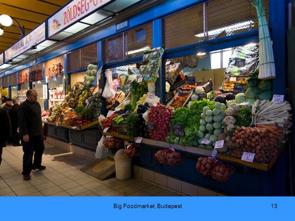 Big Foodmarket, Budapest12