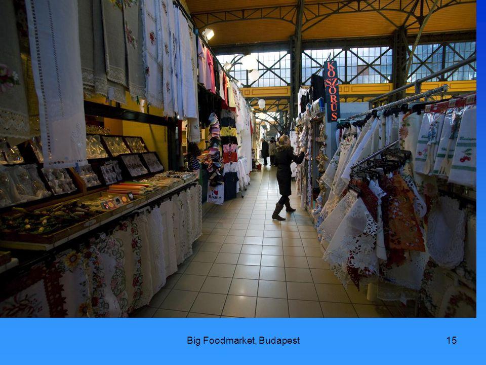 Big Foodmarket, Budapest14