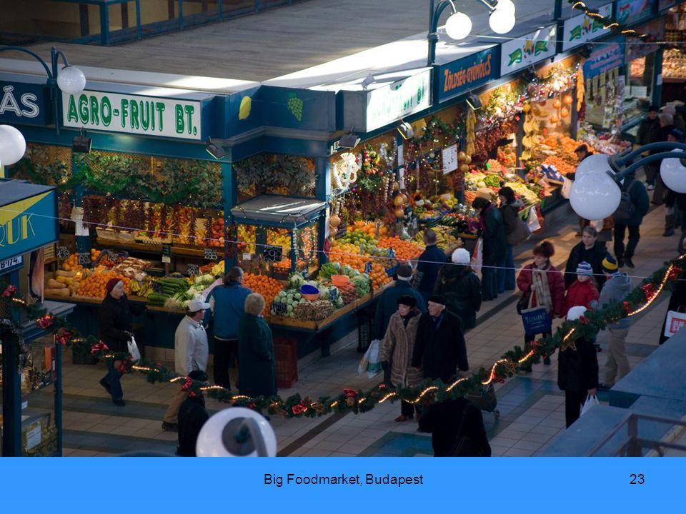 Big Foodmarket, Budapest22